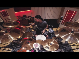 SepticFlesh - The Making of Codex Omega part I  Drums