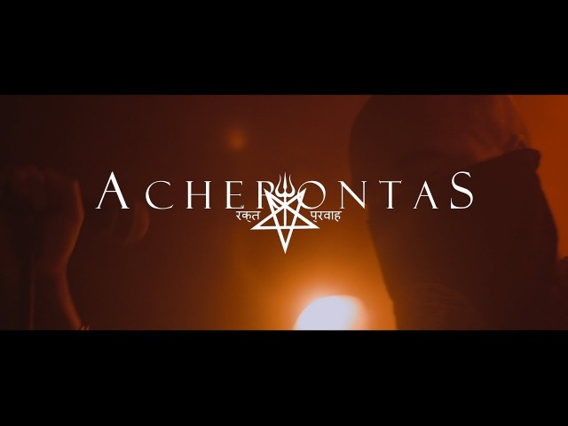 Acherontas Legacy of Tiamat @ Lithuania Armageddon Descends V Black Metal Greece