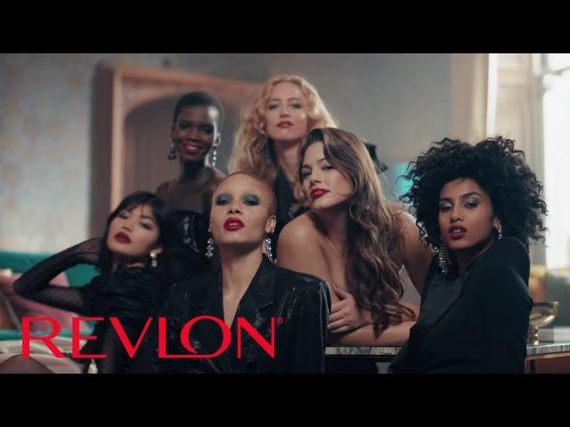 Revlon Live Boldly Anthem with Ashley Graham Adwoa Aboah Imaan Hammam Raquel Zimmerman Revlon