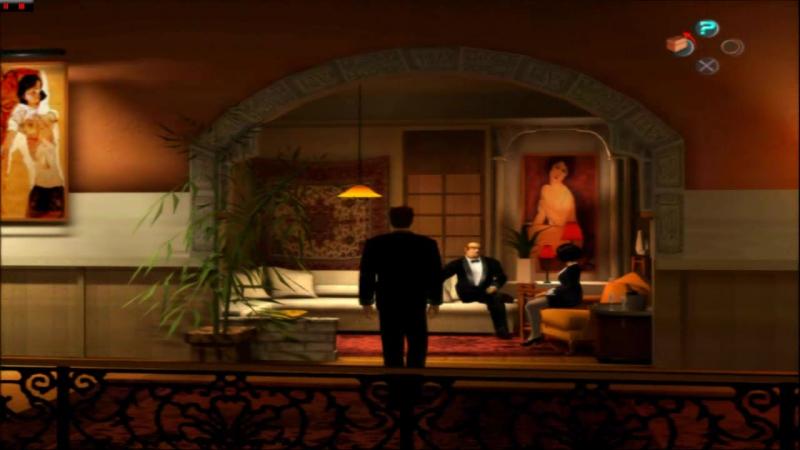 Largo Winch Empire Under Threat PCSX 2 HD 720 p