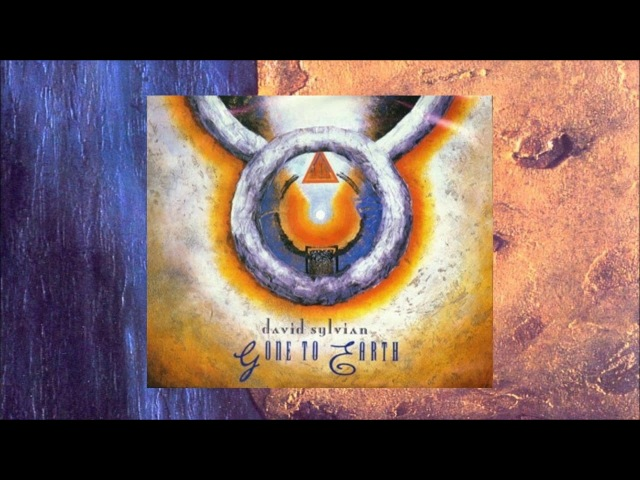 David Sylvian Gone to Earth (Full Album)
