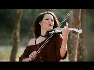 What About Us (P!nk) - Electric Violin Cover ¦ Caitlin De Ville