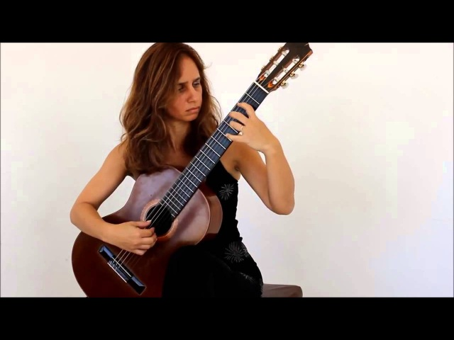 Nirit Ziv Wexler plays Astor Piazzolla Campero