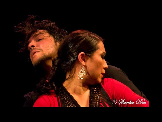 Farruca Ivan Vargas Kasandra La China flamenco dancers