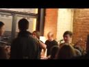 Курага -Невеста , фрагмент 1(03.03.18 lets rock bar)