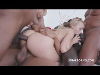 [legal ass] kira russian dap slut fuck only in the ass bbc gangbang 720p