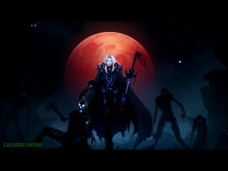 Servants Of The Cold Dark | Death Knight Music Mix