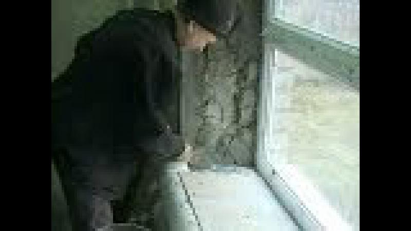 Как сделать откосы на окна своими руками видео инструкция