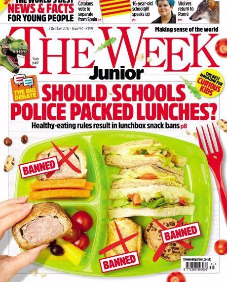 The Week Junior UK Issue 97 7 October 2017