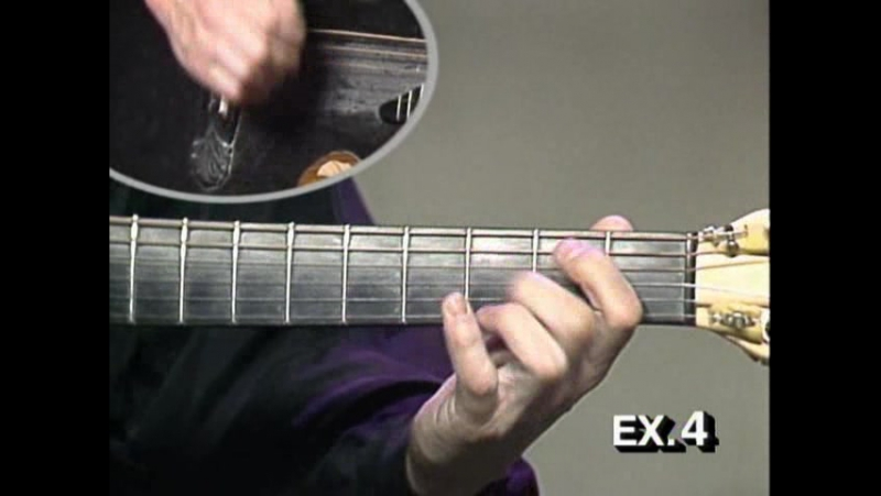 Adrian Legg Fingerpicking and Open Tunings Cogings Glory lesson exercises 1 7