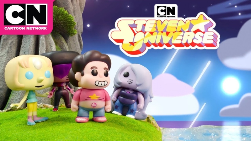 Steven Universe | Opening title with Funko Toys | Cartoon Network