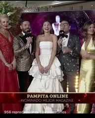 "FAN de Pampita💜 on Instagram: ""#pampita #martinfierrocable"""