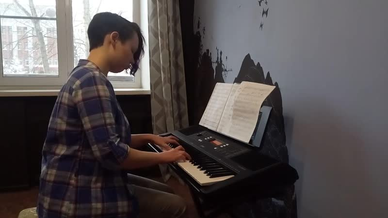 The Yuyu Bitey in breckenwood theme piano