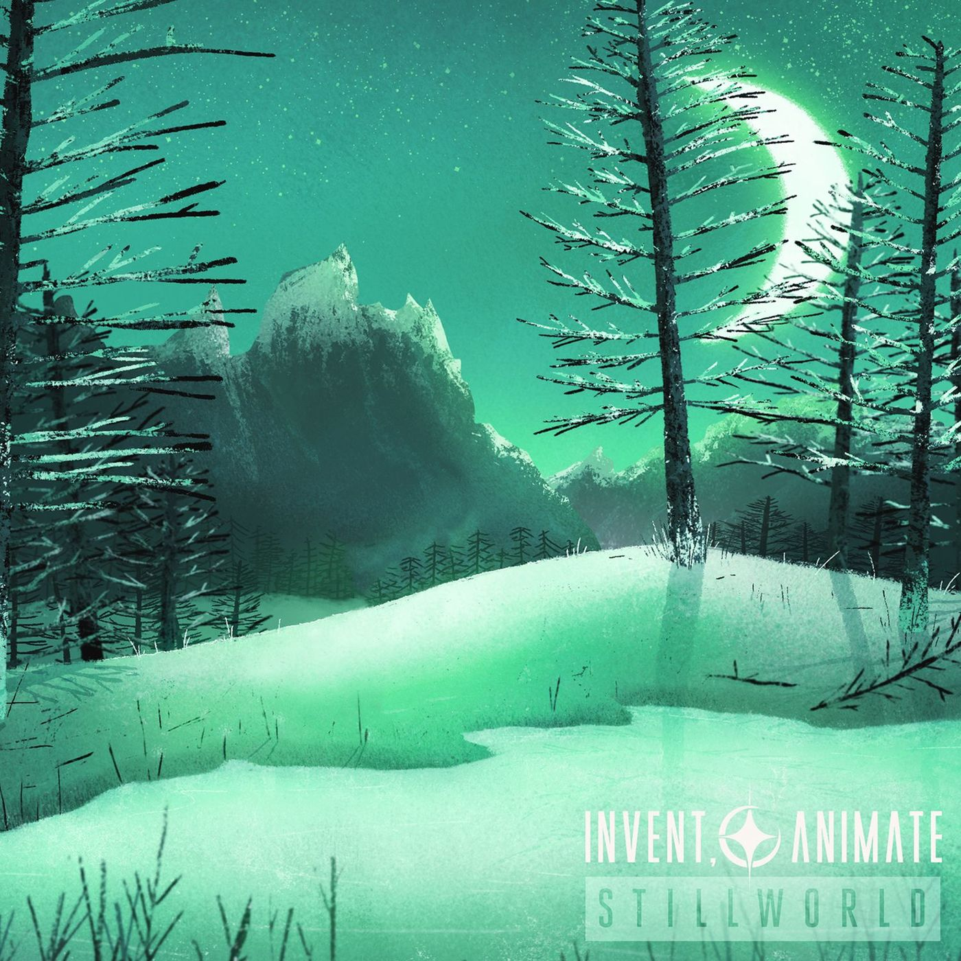 Invent, Animate - Stillworld [Instrumental Edition] (2018)