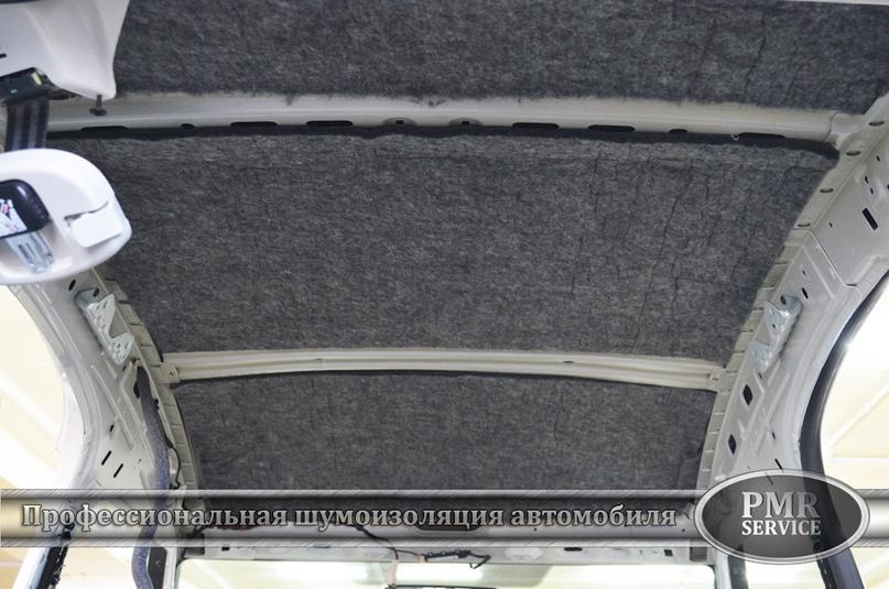 Шумоизоляция Skoda Roomster, изображение №5