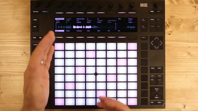 Groove3 Ableton Push 2 Explained
