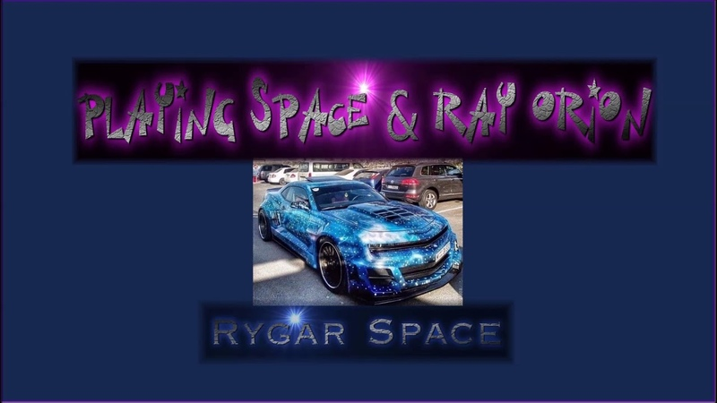 Playing Space Ray Orion - Rygar Space