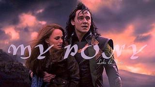 Loki & Jane ♞ My Pony (Far)