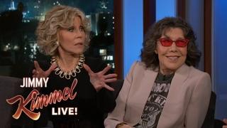 Lily Tomlin & Jane Fonda on 'Grace and Frankie' & Donald Trump
