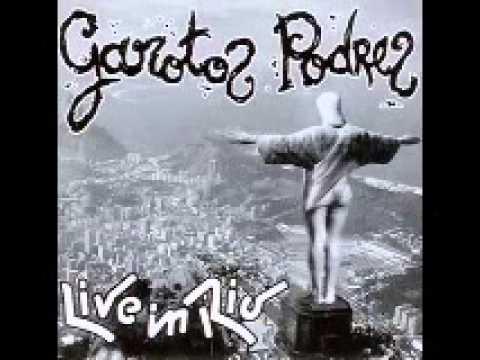 Garotos Podres - Vou Fazer Cocô (Live In Rio)