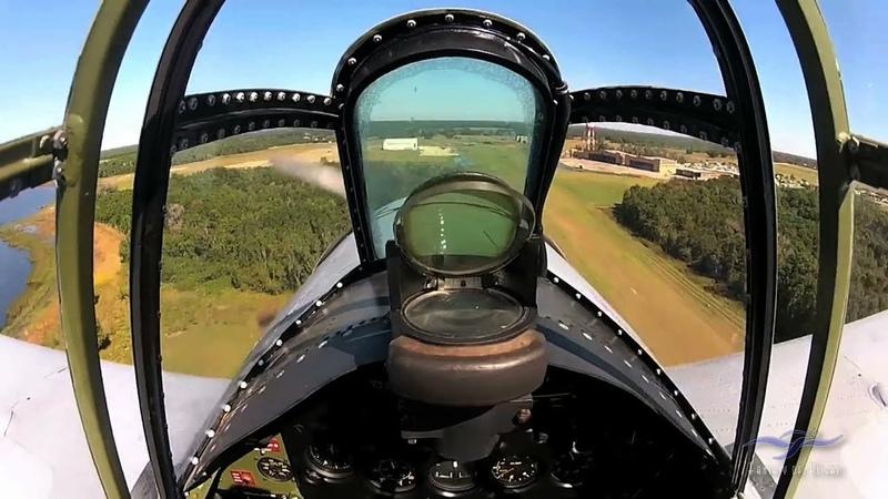 FM-2 WILDCAT - Flight w/ Voice-Over Cockpit Review
