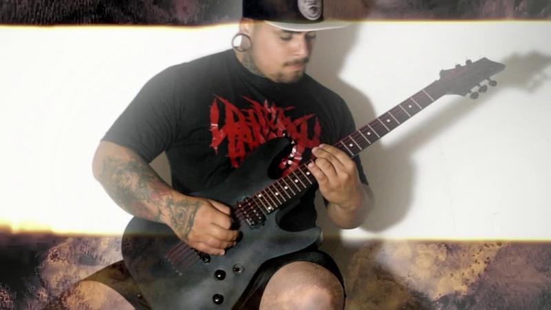 VITAS 7th Element - DeathMetal version by Cristian Dias