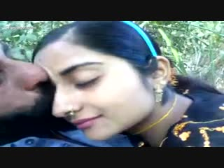 Sindhi siraki lovers foreplay in forest