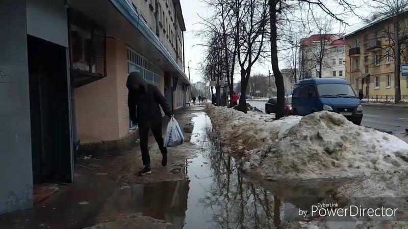 Магазин 7Семья, Колпино, ул. Тверская д.32 Лёд и вода