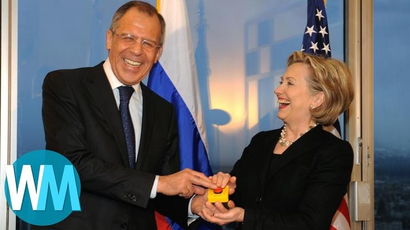 Diplomacy international_relations Top 10 Most Embarrassing Diplomatic Blunders