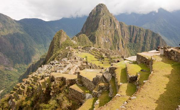 Древний город инков в Перу. Мачу Пикчу