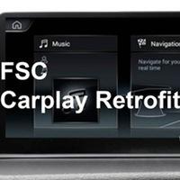 Товары BMW FSC/ Road Map Europe 2019 / Retrofit CIC/NBT – 24