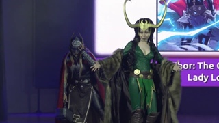 [Opencon 2018] Dark Allen & El-k - Thor: The Goddess of Thunder (Jane Foster), Lady Loki