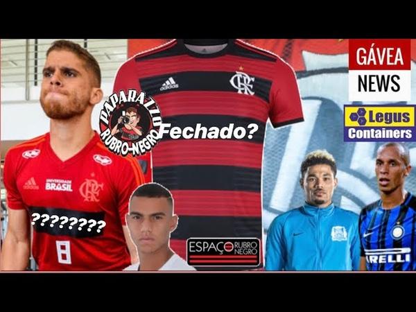 Flamengo já tem patrocinador Master fechado Definição de patrocínio hoje! Mercado Rubro-Negro!