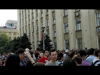 Краснодар: ПУТИН НАМ НЕ ЦАРЬ (Навальный Митинг)