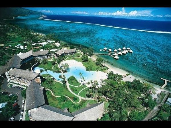 LE MERIDIEN TAHITI HOTEL 5* French Polynesia