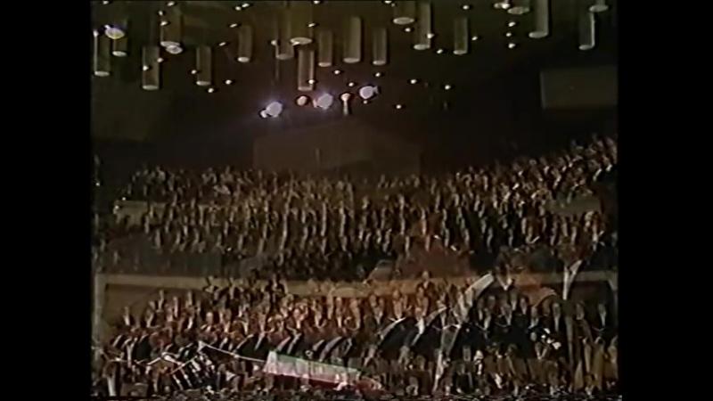 Arnold Schoenberg. Gurre-Lieder. Abbado, 1988