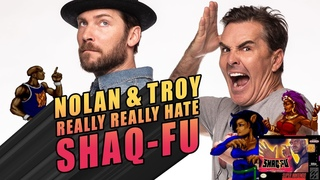 RETRO REPLAY - Nolan and Troy Really Really Hate Shaq-Fu