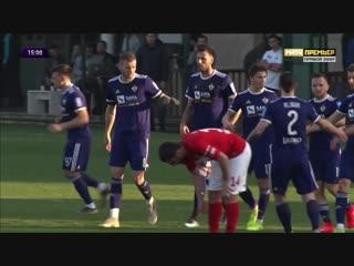 1-1 Амир Дервишевич 15' Спартак - Марибор