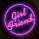 Girl Friend - Electric Blue