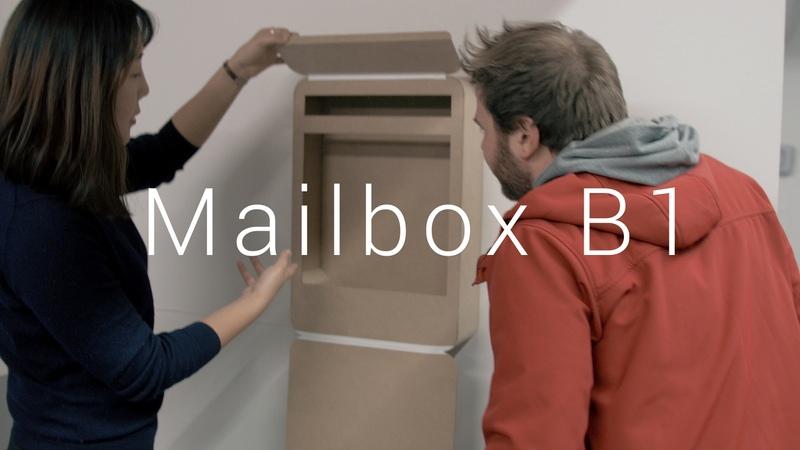 Briefkasten - Mailbox