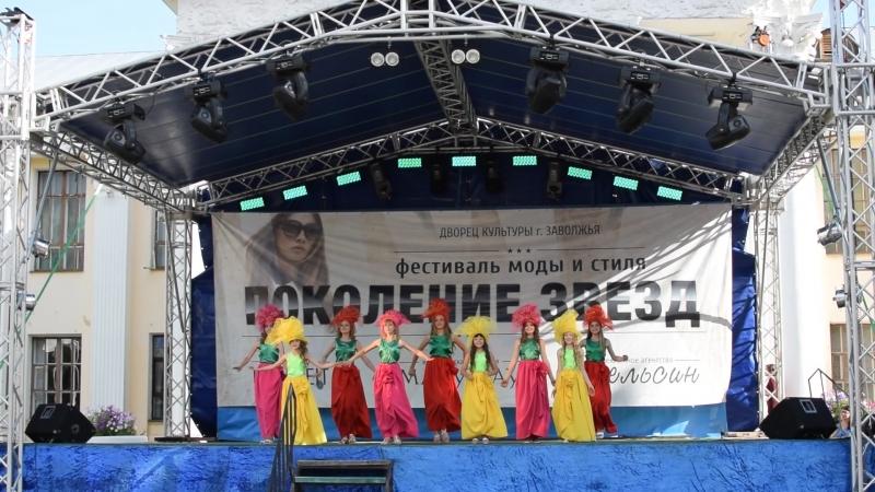 Фестиваль моды и стиля ПОКОЛЕНИЕ ЗВЕЗД 2017 Бразилия