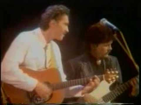 Plava trava zaborava - Cash on the Barrelhead (live 1988)