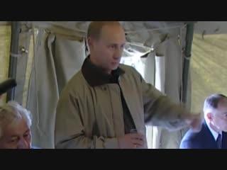 Владимир путин прилетел в дагестан на 20-летнюю годовщину вторжения боевиков на территории села ботлих