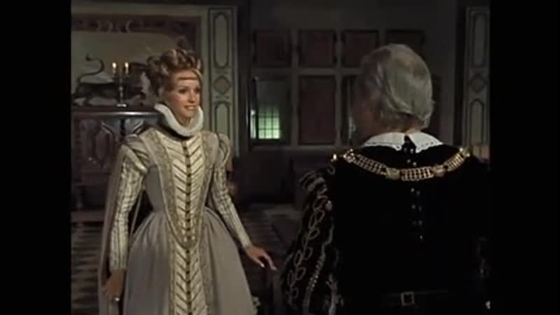Графиня де Монсоро Франция 1971 год