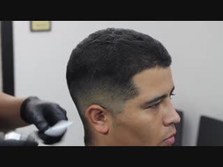 how to fade hair clipper over comb