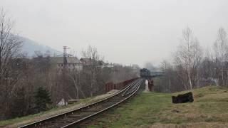 2ТЕ10ут 0086 з пасажирським поїздом №149 Кременчук Ворохта