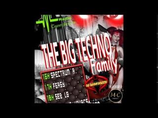 """Event The Big Techno Family 2 """"Markus Kovacs"""" Radio Impulse"""