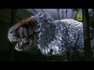 Новый взгляд на тираннозавра (2018) HD 1080
