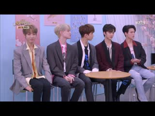 190427 nct dream interview @ immortal songs 400th anniversary special concert in japan