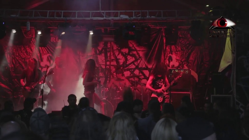 MASS MADNESS - Losing Kicks, G.T.M.R. (Blackened Life Fest 2018)